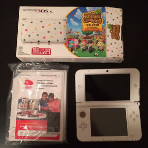 Animal Crossing Limited Edition Nintendo 3DS XL