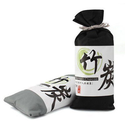 100g/Bag Bamboo Charcoal Activated Carbon Air Freshener Odor Deodorant Clearner