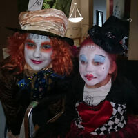 Face Painting - Stampede, birthdays, corporate parties book now