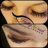 Temporary or Permanent Mink Eyelash Extensions West Island