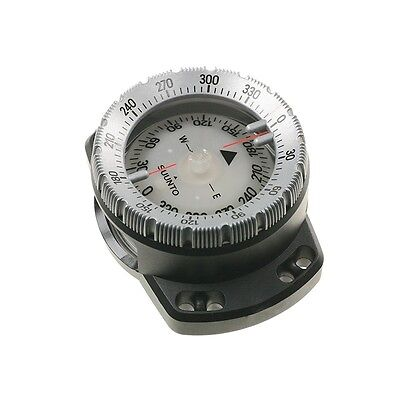 Suunto SK-8 Bungee Tauchkompass mit Befestigungsbändern - NEU !!