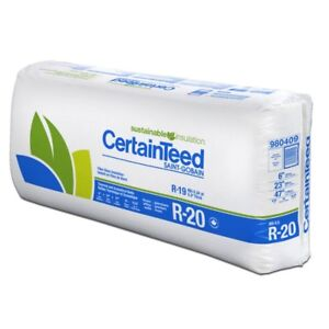 NEW CertainTeed Sustainable Insulation™ 23-in x 47-in R20