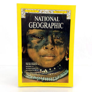February 1975 National Geographic Magazine Single Issue Western