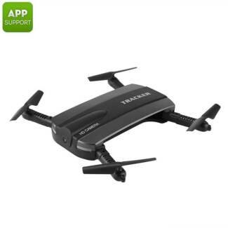 Golden Star JXD 523 Mini Drone - 0.3MP Camera, 480p Video, WiFi