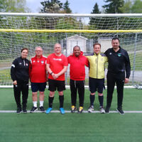 Looking for volunteer competitive soccer coaches for Saint John