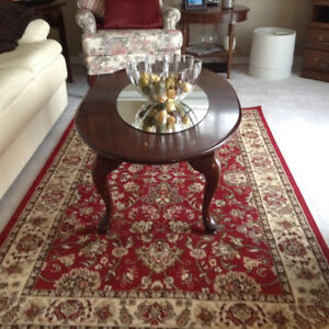 1 brand New Kashan  Collection 4x6 carpet