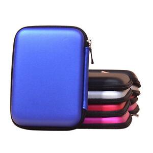 Custodia portatile per hard disk esterno 2 5 astuccio - Porta hard disk esterno 2 5 ...
