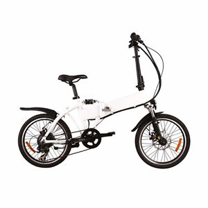 SMTEV™ Smart Bend Electric Bicycle