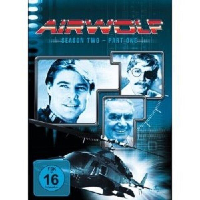 AIRWOLF SEASON 2.1 3 DVD NEUWARE
