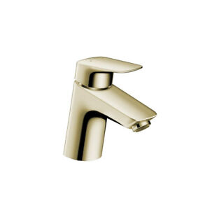 Hansgrohe 71070821 Logis 70 Single Hole Faucet Brushed Nickel
