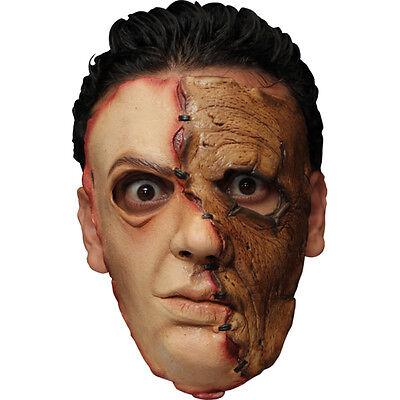 Killer Muderer Burned #31 Peeled Face Ghoulish Adult Latex Halloween Mask](Peeling Face Halloween)