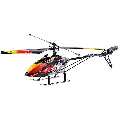 Simulus Funkgesteuerter Outdoor-4-Kanal-Hubschrauber GH-720, 2,4GHz