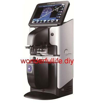 5.6 Big Touch Screen Optical Digital Auto Lensmeter Lensometer Pd Uv Printer