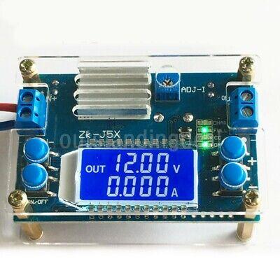 5a Cnc Buck Converter Module Step Down Power Supply Module Cv Cc Lcd Display Sz