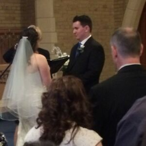 LICENSED WEDDING OFFICIANT AND CERTIFIED WEDDING CELEBRANT Peterborough Peterborough Area image 3