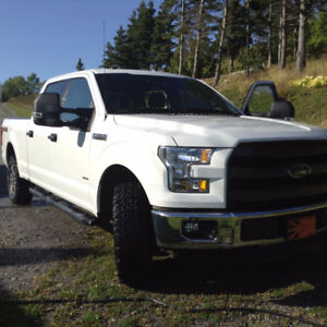 TRUCK 2016 Ford F-150 SuperCrew XLT ECOBoost for Sale