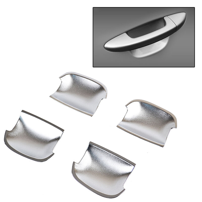 Fit For 2006-2010 Vw Passat B6 3c Cc 2011-2014 B7 Chrome Door Handle Trim Bowl