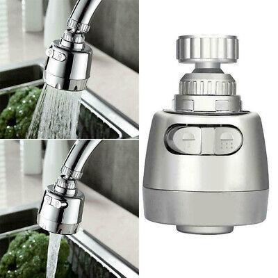 Cocina 360° Gire Grifo Aireador Giratorias Filtro Extremo Difusor Adaptador GB