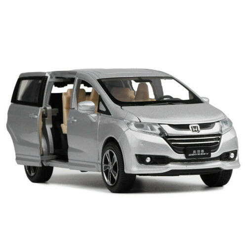 Honda Odyssey MPV 1:32 Metal Diecast Model Car Toy Collection Sound/&Light Gift