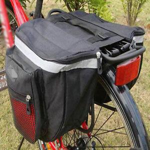 neu fahrrad gep cktasche satteltasche gep cktr ger tasche fahrradtasche rucksack ebay. Black Bedroom Furniture Sets. Home Design Ideas