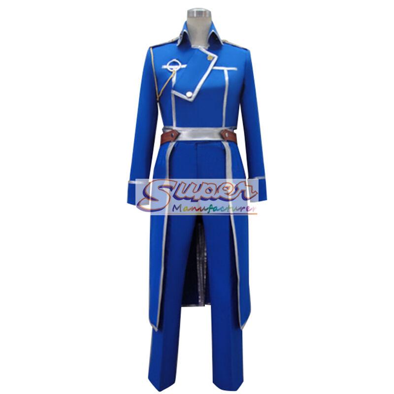 Fullmetal Alchemist National Army Uniform COS Clothing Cosplay Costume