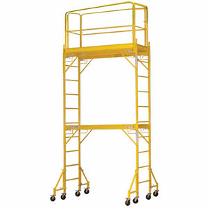 6' Baker Scaffold Tower Package on Sale for $ 699.00!