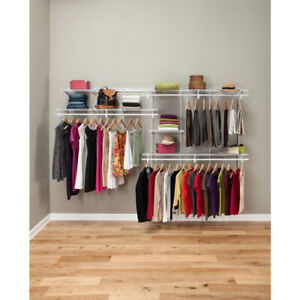 Need someone to help me purchase and then install my closet rack