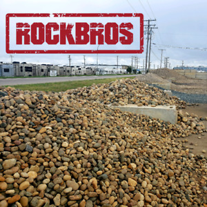 Crushed Rock - Crusher Dust - Gravel - Natural River Rock - Sand