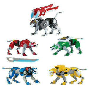 Voltron legendary 5 lions in a box for sell *new and sealed *