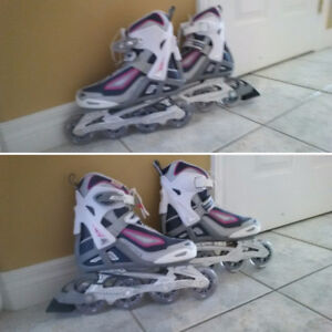 Womens Rollerblades New - Size 8