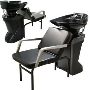 shampoo chair and sink