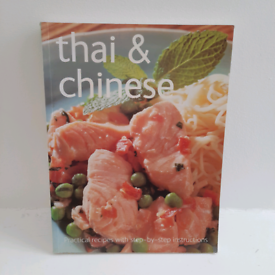 Thai and Chinese cookbook