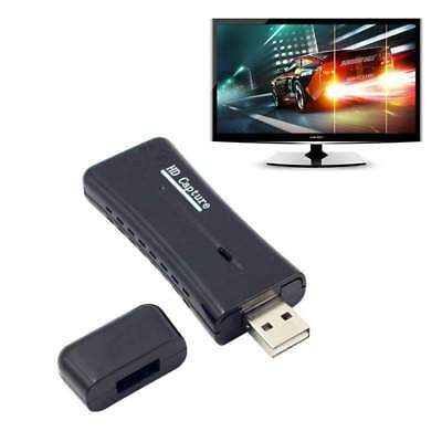 Mini Portable HD USB 2.0 HDMI 1080P Monitor Video Capture Card For Windows USA, used for sale  Shipping to India