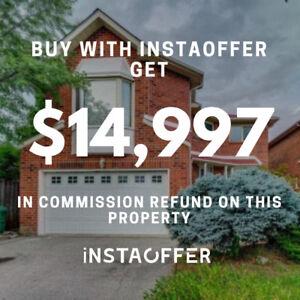 4 Bedroom Detached, Brampton, $ 799,900 Buy with Instaoffer