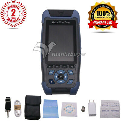 Optical Time Domain Reflectometer Wotdr Opm Ls Vfl Rj45 Cable Order Nk3200dtop