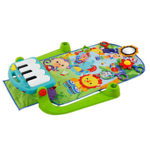 Fisher Price Kick & Play Piano Gym $30