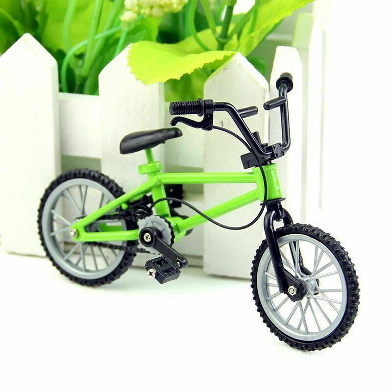 1:24 Dollhouse Miniature Mini Bicycle Lovely Bike Creative H