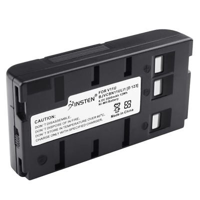 Insten 8Hr Camcorder Replacement Ni-mh Battery Compatible wi