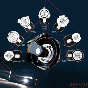 Automobile Headlight Bulbs with Advanced LED Chip 9900LM All Col