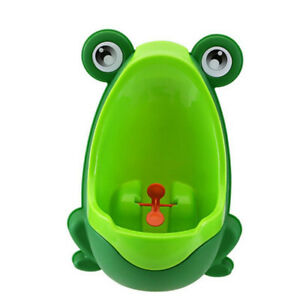 Wall Mounted Frog Urinal (Never Been Used)