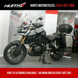 2015 '65 Triumph Tiger 1200 Explorer ABS. Heated Grips, Full Luggage. £7,495
