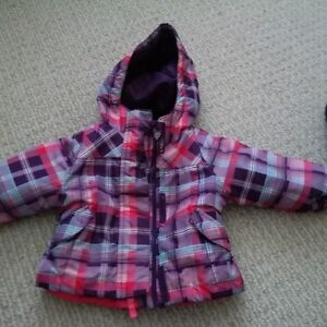 Double layer spring jacket