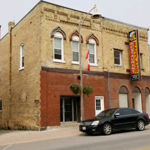 Commercial space for lease in Wingham