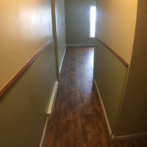 Students wolfville downtown 4 bedroom flat Utilities included