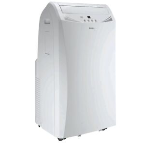 """Gree 12,000 BTU Portable Air Conditioner with Heater, 17.7"""" x 32"""