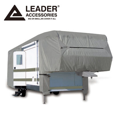 Leader Accessories 5th Wheel RV Trailer Cover Fits 29'-33' 3 Layer Outdoor