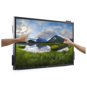 "Dell C5518QT 55""-Class UHD IPS LED Touchscreen Display/Monitor"