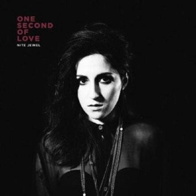 "NITE JEWEL ""ONE SECOND OF LOVE"" LP VINYL NEUWARE"