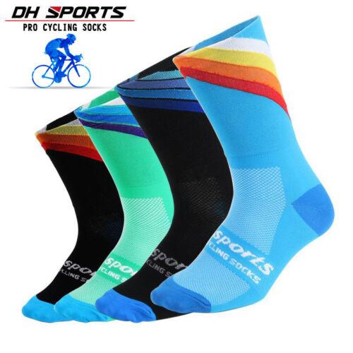Herren Radfahren Sport Socken Hohe Qualität esessionell Fahrrad Fuß Atmungsaktiv