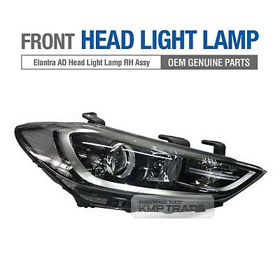 OEM Front Projection Left Head Light Lamp Assy for HYUNDAI 2013-2017 Elantra GT